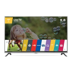 "Smart TV TV LED 3D 42"" LG Full HD Netflix 42LF6400 3 HDMI"