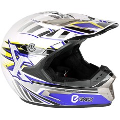 Capacete Enox Cross Arms Off-Road