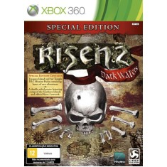 Jogo Risen 2 Dark Waters Xbox 360 Square Enix