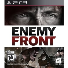 Jogo Enemy Front PlayStation 3 CI Games