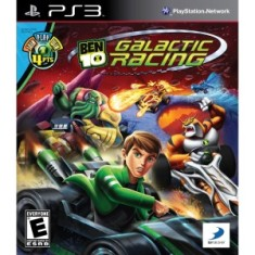 Jogo Ben 10 Galactic Racing PlayStation 3 D3 Publisher