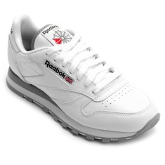 Tênis Reebok Masculino Casual Classic Leather