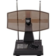 Antena de TV Rádio Interna HYX UVFI-102