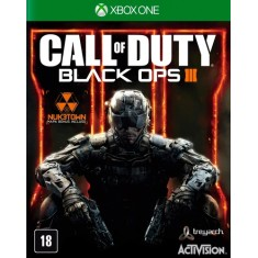 Jogo Call Of Duty Black Ops III Xbox One Activision