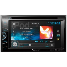 "DVD Player Automotivo Pioneer 6 "" AVH-X1580"