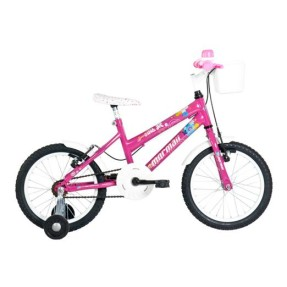 Bicicleta Mormaii Aro 16 Freio V-Brake Sweet Girl