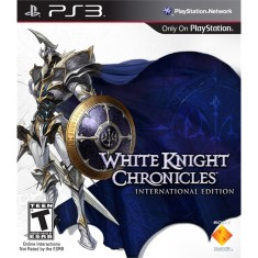Jogo White Knight Chronicles PlayStation 3 Sony