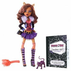 Boneca Monster High Clawdeen Wolf Mattel