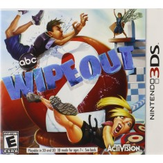 Jogo Wipeout 2 Activision Nintendo 3DS