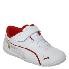 Tênis Puma Infantil (Menino) Casual Drift Cat 6 Nm Sf V