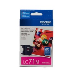 Cartucho Magenta Brother LC71M
