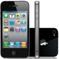 Smartphone Apple iPhone 4S 8 GB Câmera 8,0 MP Desbloqueado iOS 7 Wi-Fi 3G