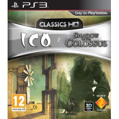 Jogo Ico & Shadow of the Colossus PlayStation 3 Sony