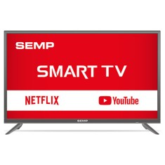 "Smart TV TV LED 43"" Semp Toshiba Full HD Netflix L43S3900FS 2 HDMI"