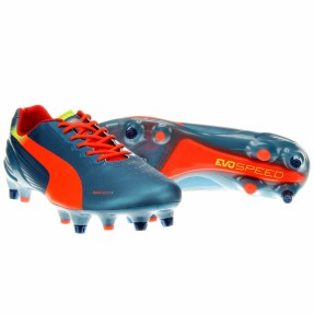 Chuteira Campo Puma Evospeed 1.2 Mixed SG Adulto