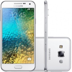 Smartphone Samsung Galaxy E5 E500 16GB 8,0 MP 2 Chips Android 4.4 (Kit Kat) 4G Wi-Fi 3G