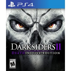 Jogo Darksiders II Deathinitive Edition PS4 Nordic Games