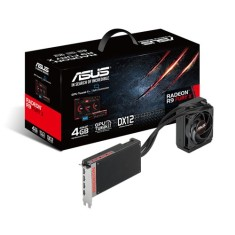 Placa de Video ATI Radeon R9 Fury X 4 GB HBM 4096 Bits Asus R9FURYX-4G