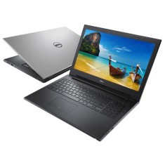 "Notebook Dell Inspiron 3000 Intel Core i3 4005U 4ª Geração 4GB de RAM HD 1 TB 15,6"" Linux I15-3542-D10"
