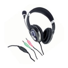 Headset Multilaser com Microfone PH031