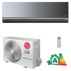 Ar Condicionado Split Hi Wall LG Libero Art Cool 18000 BTUs Inverter Controle Remoto Frio AS-Q182CRZ0