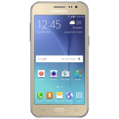 Smartphone Samsung Galaxy J2 TV TV Digital 8GB J200BT 5,0 MP 2 Chips Android 5.1 (Lollipop) 3G 4G Wi-Fi