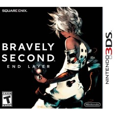 Jogo Bravely Second: End Layer Square Enix Nintendo 3DS