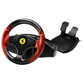 Cockpit PC PS3 Ferrari Red Legend Edition - Thrustmaster