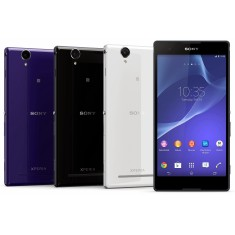 Smartphone Sony Xperia T2 Ultra Dual 8GB D5322 13,0 MP 2 Chips Android 4.3 (Jelly Bean) Wi-Fi 3G