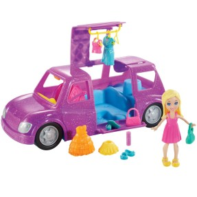 Boneca Polly Limousine Fashion Mattel
