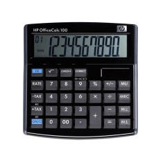 Calculadora De Mesa HP Office Calc 100