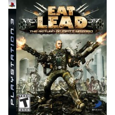 Jogo Eat Lead: The Return Of Matt Hazard PlayStation 3 D3 Publisher