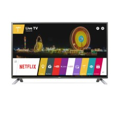 "Smart TV TV LED 3D 55"" LG Full HD Netflix 55LF6500 3 HDMI"
