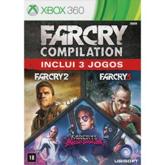 Jogo Far Cry: Compilation Xbox 360 Ubisoft