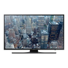 "Smart TV TV LED 75"" Samsung Série 6 4K Netflix UN75JU6500 4 HDMI"