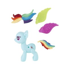 Boneca My Little Pony Rainbow Dash Pop Hasbro