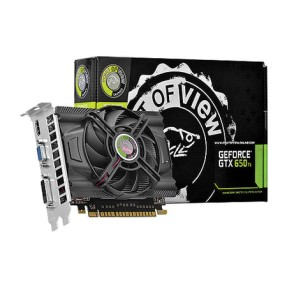 Placa de Video NVIDIA GeForce GTX 650Ti BOOST 2 GB GDDR5 128 Bits Point Of View VGA-650I-A1-2048