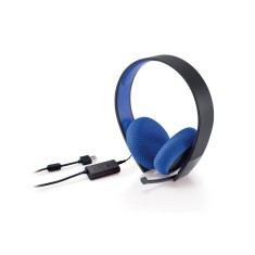 Headset com Microfone Sony Silver
