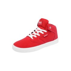 Tênis Ride Skateboards Masculino Casual Mid Storm
