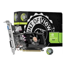 Placa de Video NVIDIA GeForce GT 640 1 GB DDR3 128 Bits Point Of View VGA-640-C1-1024