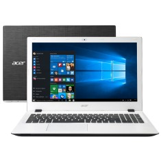 "Notebook Acer E5-573-59LB Intel Core i5 5200U 15,6"" 4GB HD 500 GB 5ª Geração"
