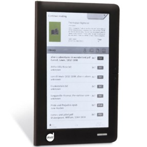 "E-Book Reader 4 GB 7 "" 65159 - Dazz"