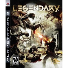 Jogo Legendary PlayStation 3 Gamecock