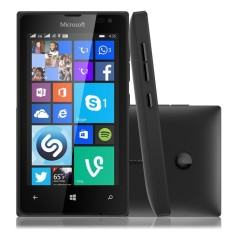 Smartphone Microsoft Lumia 8GB 435 2,0 MP 2 Chips Windows Phone 8.1 Wi-Fi 3G