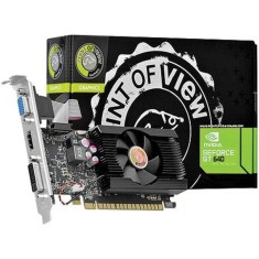 Placa de Video NVIDIA GeForce GT 640 2 GB DDR3 128 Bits Point Of View VGA-640-C5-2048