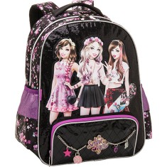 Mochila Escolar Pacific Selfie Girl Bloom G 950G04