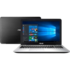 "Notebook Asus Intel Core i5 5200U 5ª Geração 8GB de RAM HD 1 TB 15,6"" GeForce 940M Windows 10 Home K555LB"