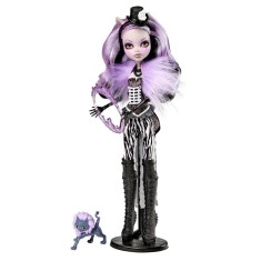 Boneca Monster High Freak Du Chic Clawdeen Wolf Mattel