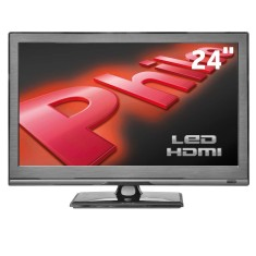 "TV LED 24"" Philco Full HD PH24T21DG 2 HDMI"