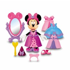 Boneca Disney Minnie Princesa Mattel